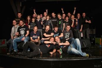 Koncert MetalRock Akademije (Junij 2013)